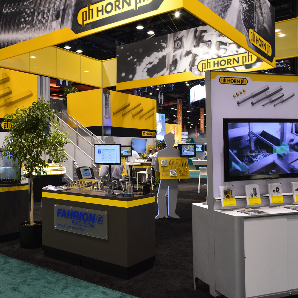 Tradeshow Floor Displays