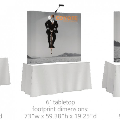 Tabletop Displays